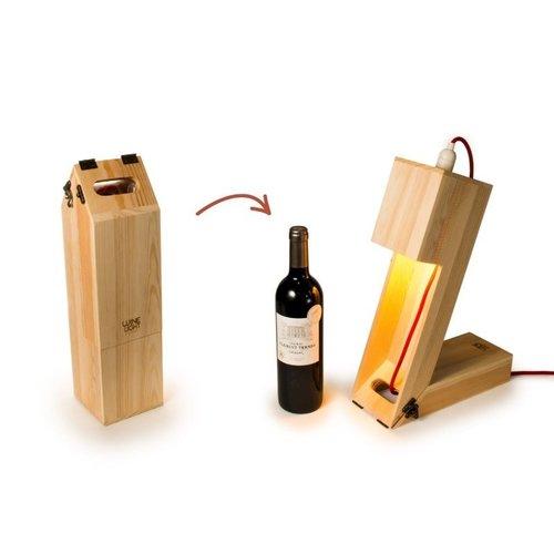 Rackpack Wijnlicht