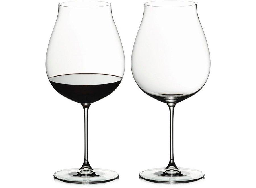 Veritas Pinot Noir (2 glazen)