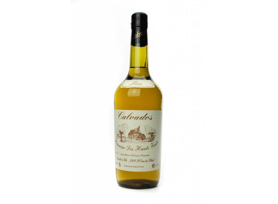 Domaine Les Hauts Vents - Calvados 2 Ans