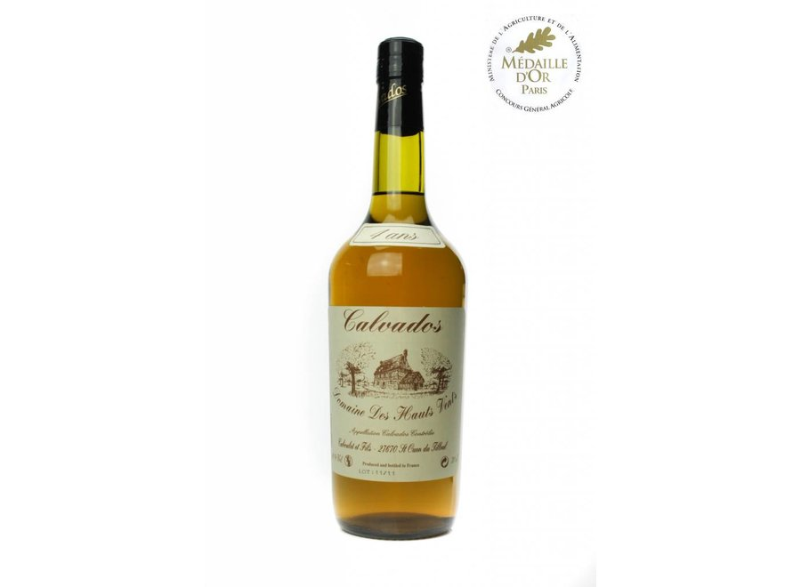 Domaine Les Hauts Vents - Calvados 4 Ans