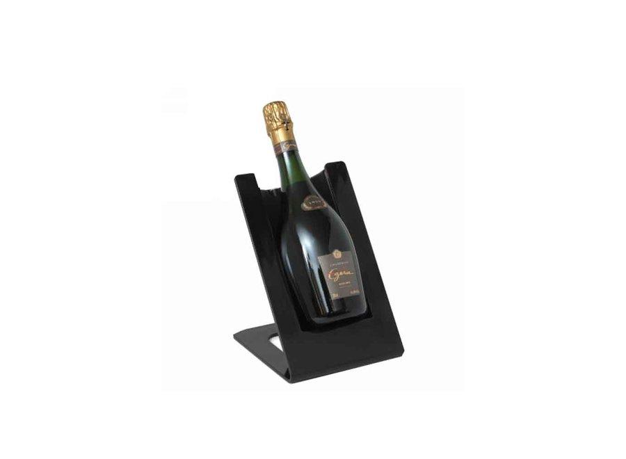 Wijnkoeler | Tafelstandaard Zwart
