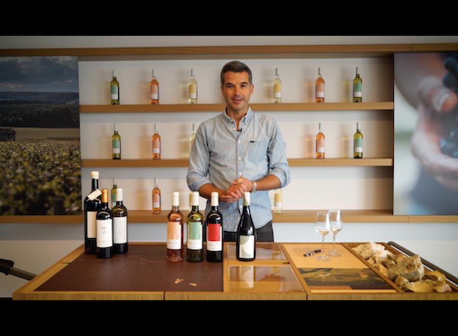 Online Masterclass 'Zuidelijke Côtes du Rhône' (Proefset voor groepen)
