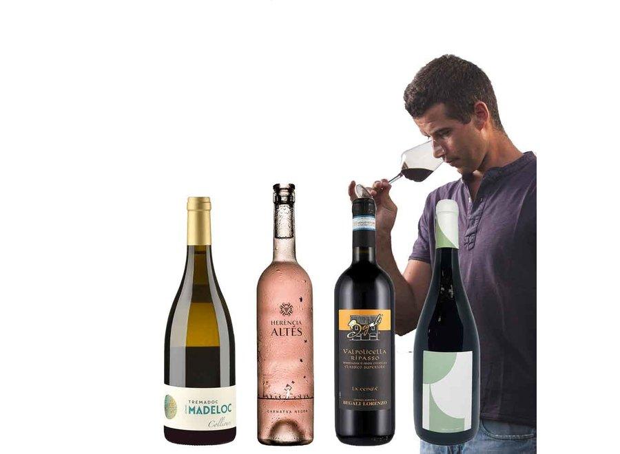 WIJNBOX   Wijnmeesters Selectie 'Olivier'