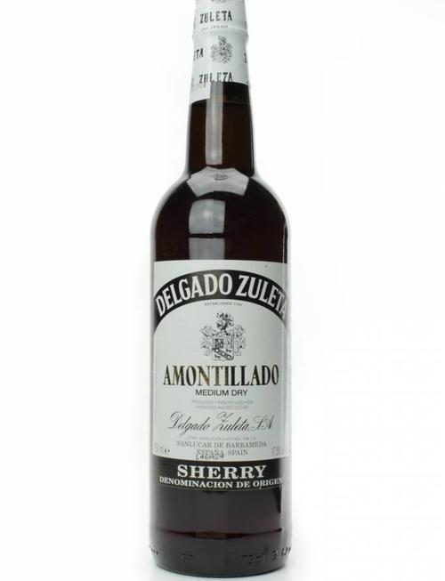 Delgado Zuleta Delgado Zuleta Amontillado Sherry
