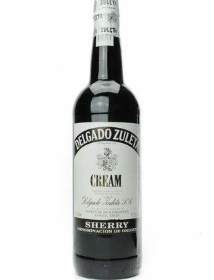 Delgado Zuleta Delgado Zuleta Cream Sherry