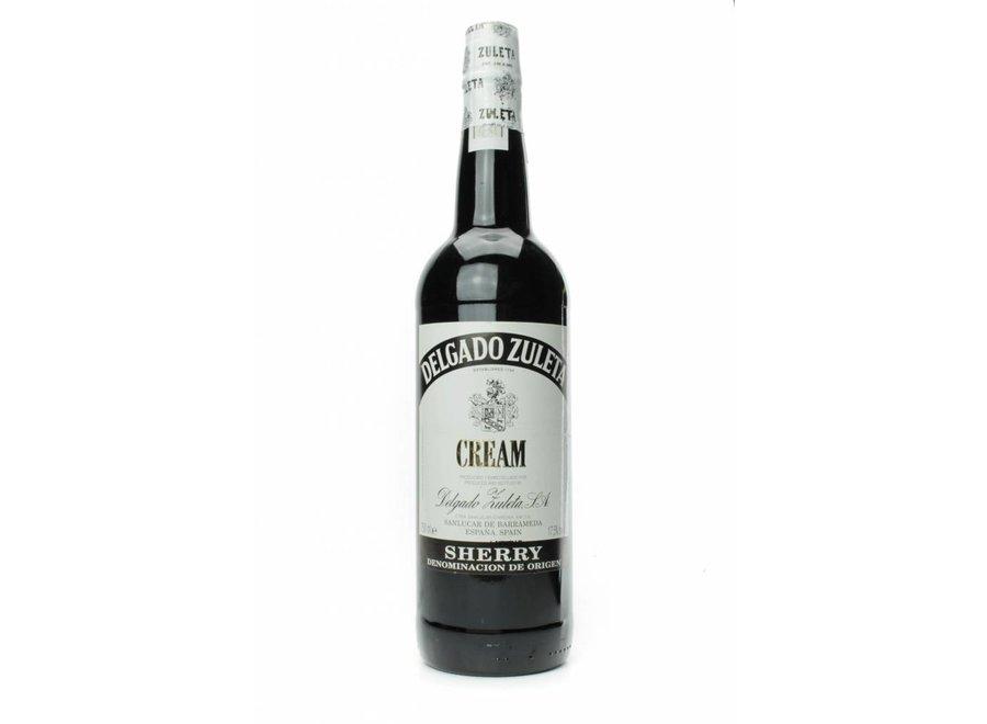 Delgado Zuleta Cream | Sherry