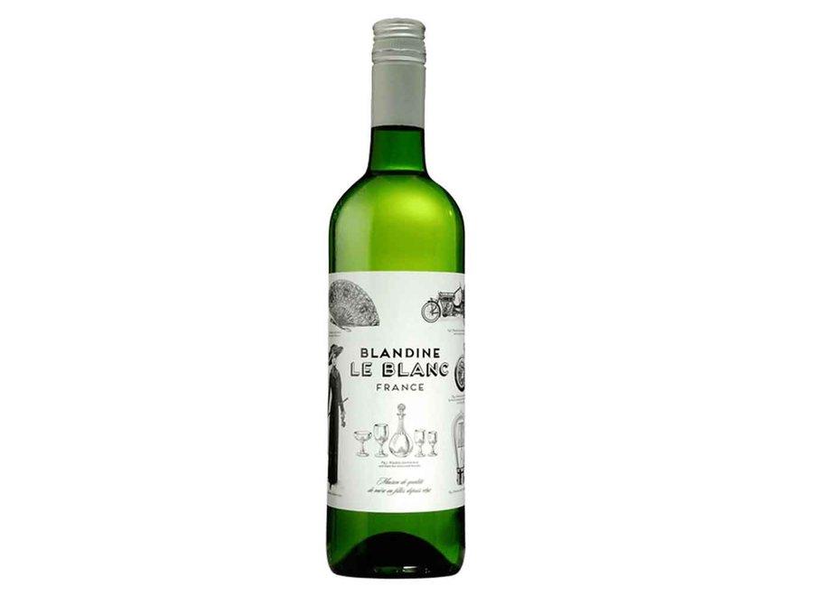 Blandine Le Blanc  2018 Vin de Pays