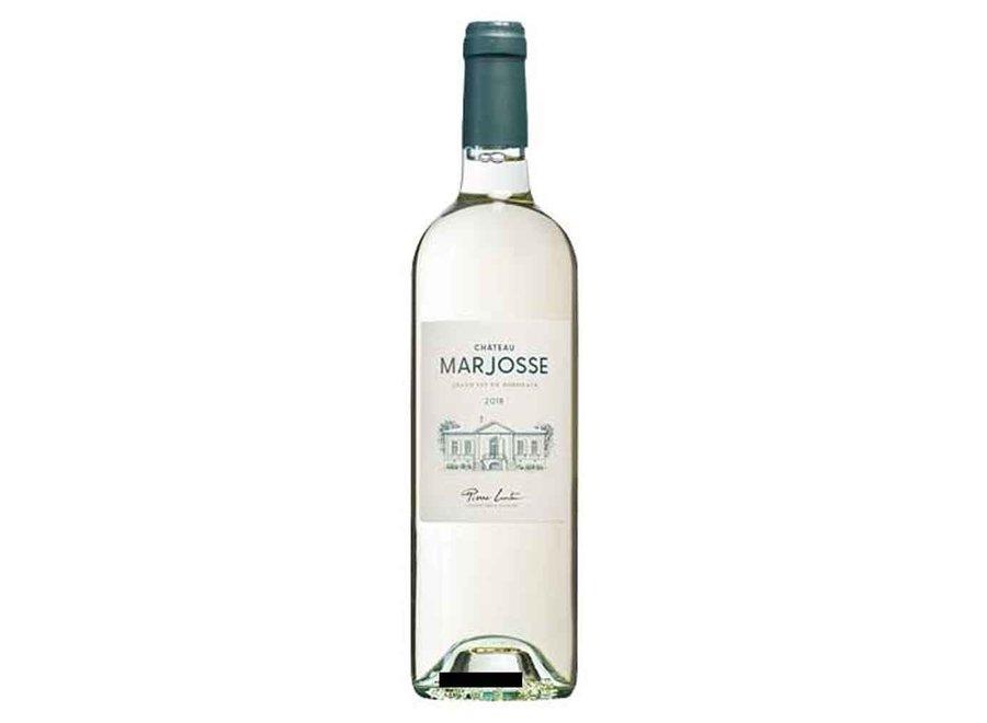 Château Marjosse 'Blanc' 2018   Bordeaux