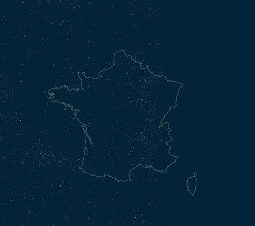Frankrijk  franse wijnen sinds 1953