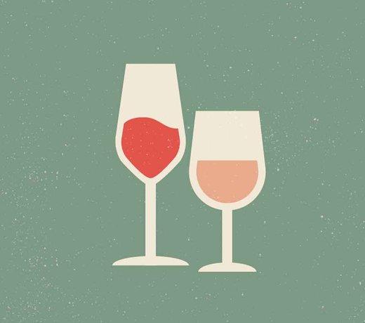 Wijn volgens kleur