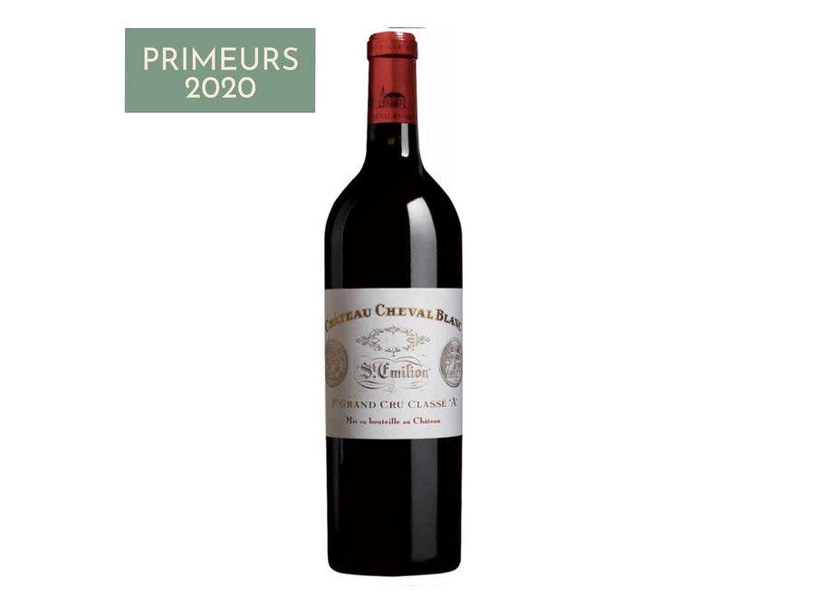 Château Cheval Blanc 2020 | St Emilion 1er Grand Cru Classé (6 flessen)