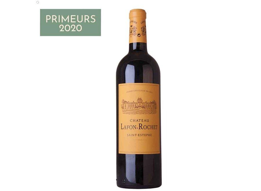 Château Lafon-Rochet 2020   St Estèphe (6 flessen)