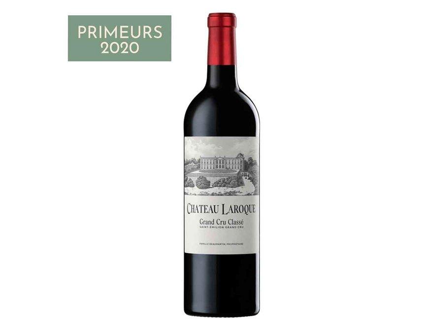 Château Laroque 2020    Saint-Émilion Grand Cru Classé  (6 flessen)
