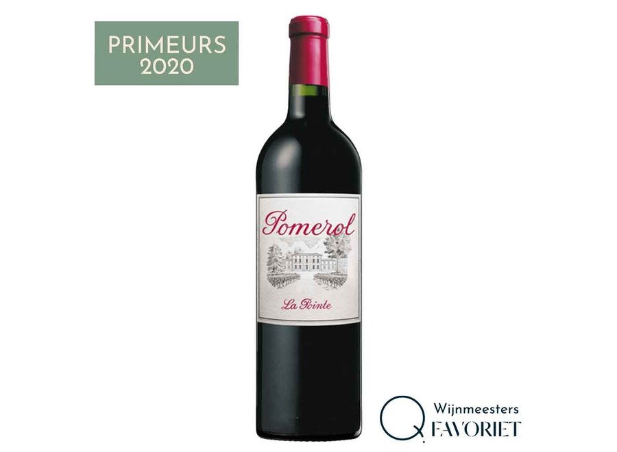 Château La Pointe 2020   Pomerol (6 flessen)