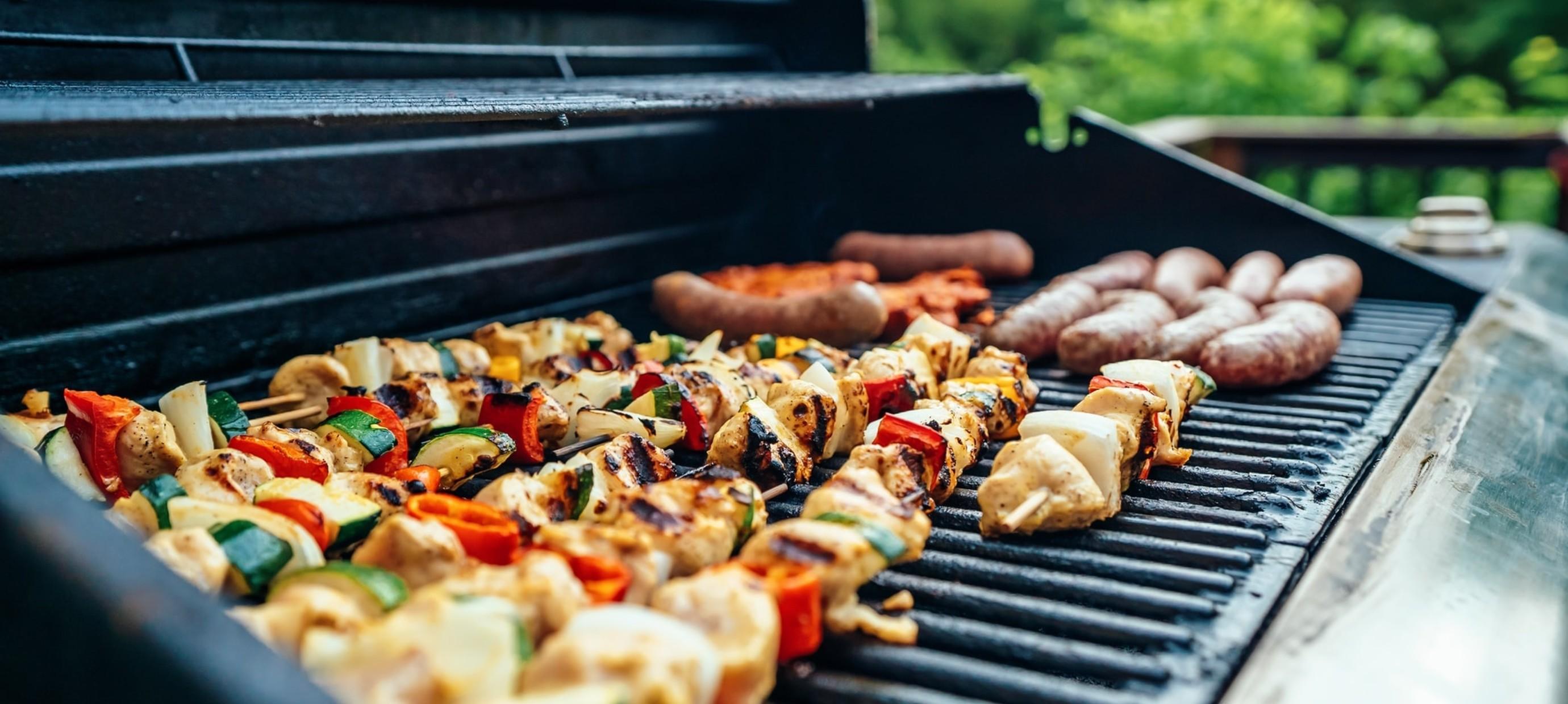 Tijd voor barbecue!