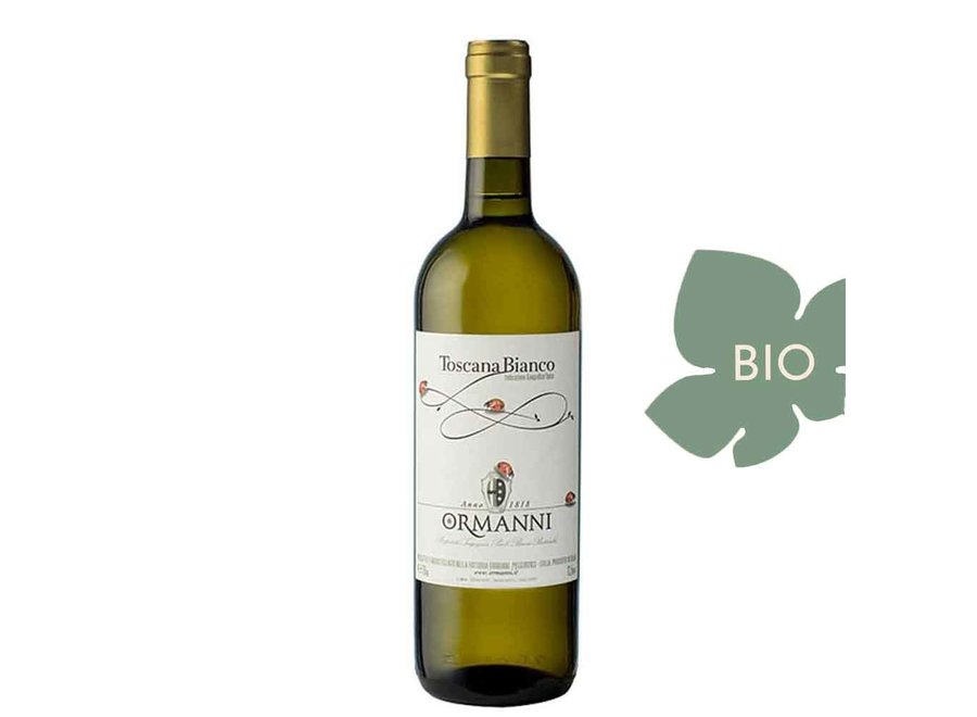 Toscana Bianco 2018 BIO