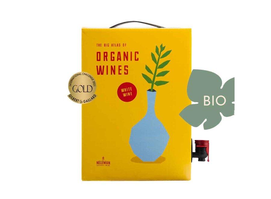 NELEMAN 'Wine in Books' White   BIB 3 Liter