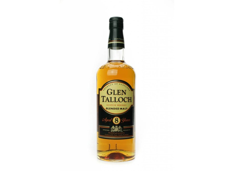 Glen Talloch Blended Malt Whisky 8 Years Old
