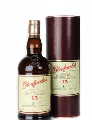 Glenfarclas Single Malt Whisky 15 Years Old