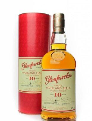 Glenfarclas Single Malt Whisky 10 Years Old