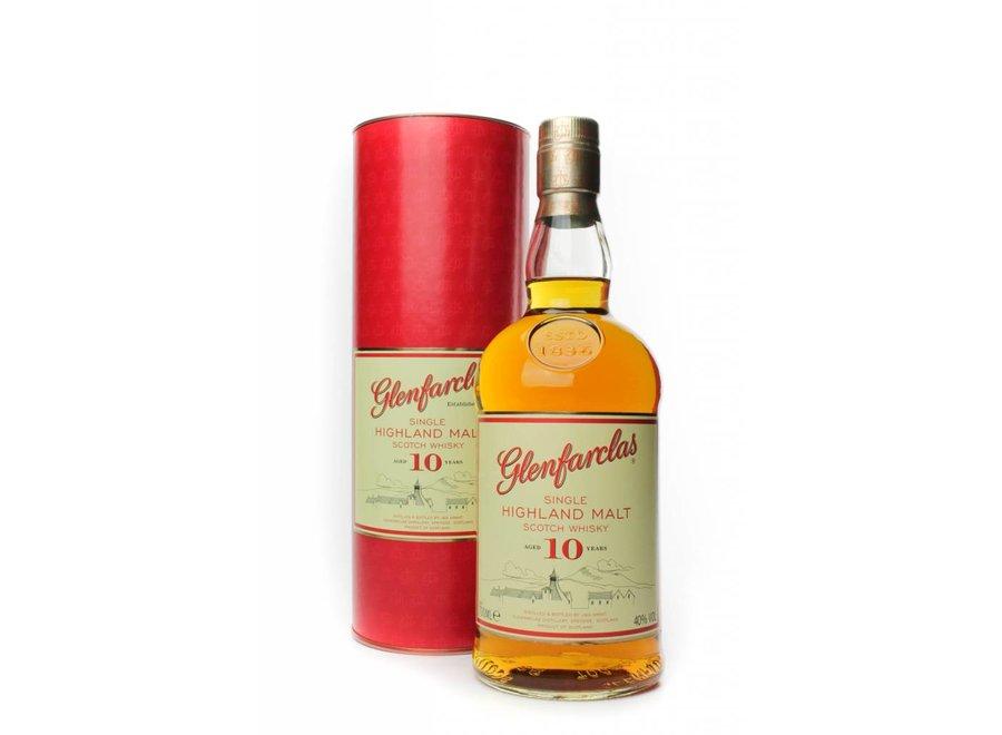 Glenfarclas Single Malt Whisky | 10 Years Old