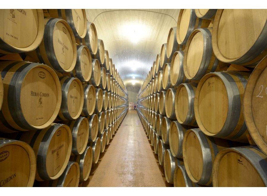 Heras Cordon  'Vendimia Seleccionada'   Rioja Crianza 2017
