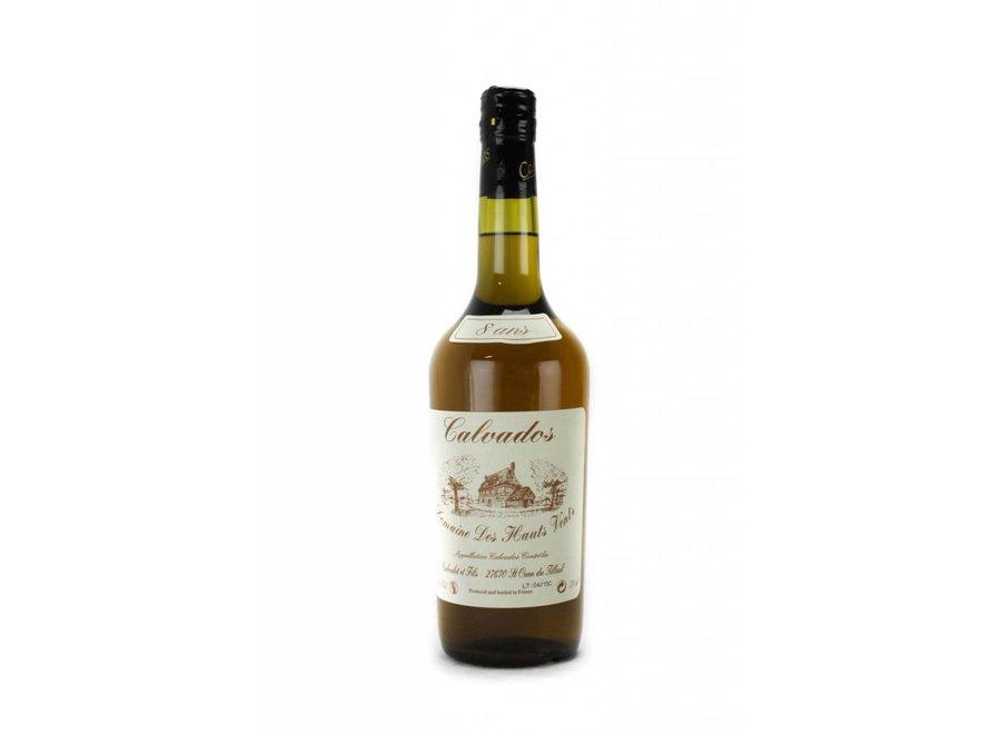 Domaine Les Hauts Vents - Calvados 8 Ans