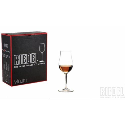 RIEDEL Vinum Cognac Hennessy - Box 2 glazen