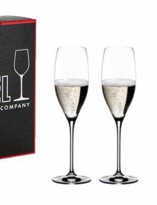 RIEDEL Vinum Champagne Cuvée Prestige - Box 2 glazen