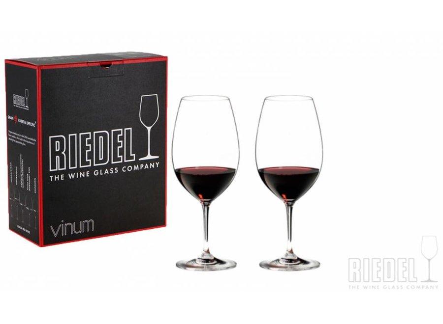 Vinum Syrah - Box 2 glazen