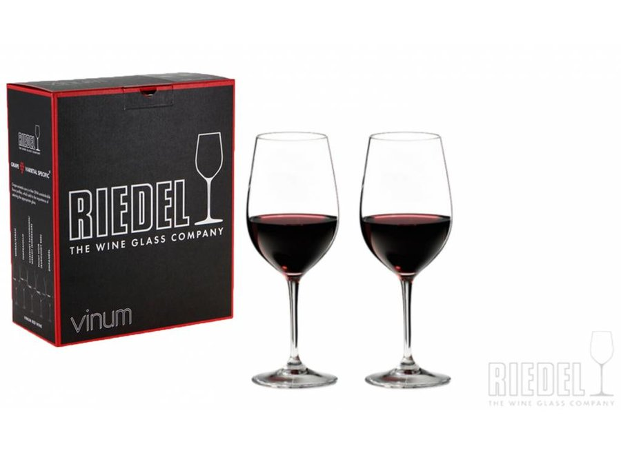 Vinum Zinfandel/Riesling - Box 2 glazen