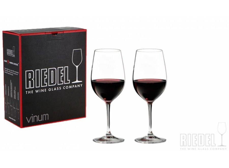Vinum Zinfandel/Riesling  (2 glazen)