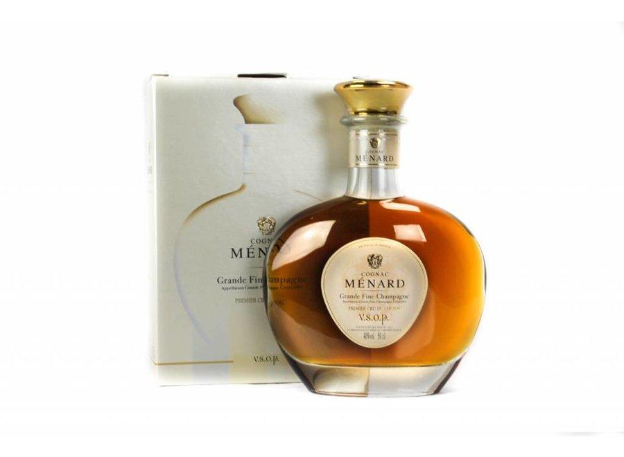 """Cognac Ménard """"VSOP"""" Grande Fine Champagne (Karaf 0,5L)"""