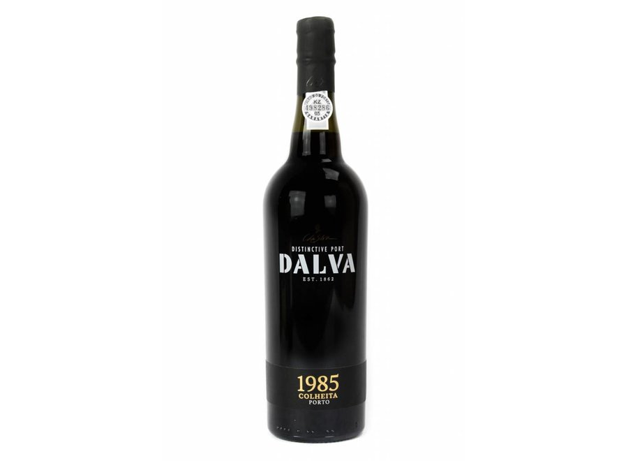 Porto DALVA Colheita 1985