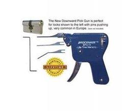 Brockhage Pistola de ganzúas invertida BPG-15