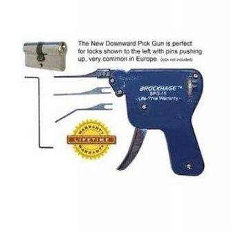 Brockhage Le pistolet crocheteur BPG - 15