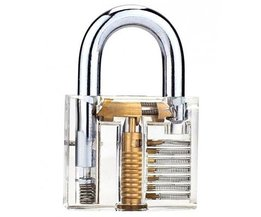 Brockhage Practice padlock lock