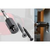 Lockpick Screw Extractor Adapter