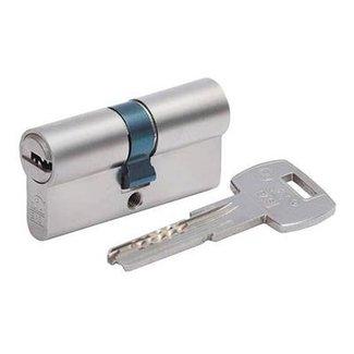 Set di pratica con cilindro per chiavi reversibili