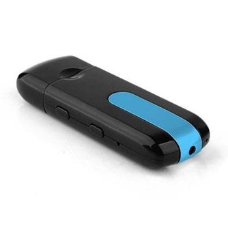 Lockpick USB Stick Spy Camera