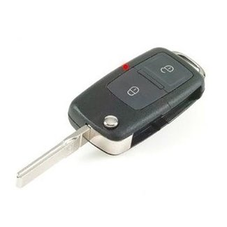 Puste kluczyki do samochodu i Chips