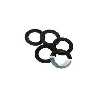 Zelfklevende rubber ringetjes per 3 stuks