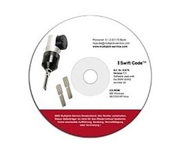 Lockpick SWIFT Codes Software for BMW and VAG