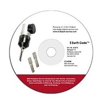 Lockpick Software códigos SWIFT para BMW y VAG