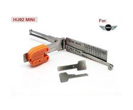 Lishi HU92 V.2 2-w-1, BMW Group samochodów Otwórz Narzędzie tym Keys