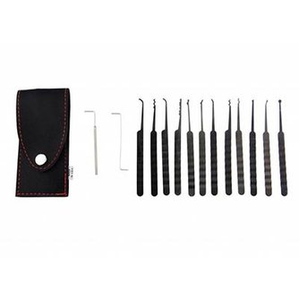 ProPick 14-piece lockpick set DIAM Nasa