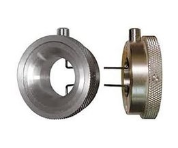 Lockpick Ronde tension tool met drukknop