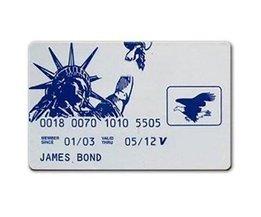 Lockpick Zestaw lockpick w stylu karty kredytowej