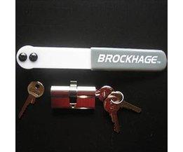 Brockhage Lot de Bump keys pour essai