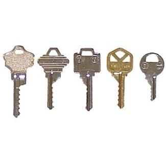 5 Bump keys de base à l'américaine USA
